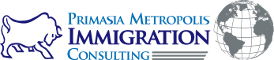 Primasia Metropolis Immigration Consulting Limited Logo