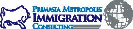 Primasia Metropolis Immigration Consulting Limited Logo