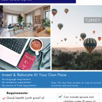 Obtaining the Turkish Passport in One Step
