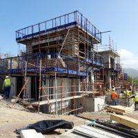 格林纳达智慧湾六善酒店建筑进度 (更新于2021年5月)