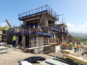 Six Senses La Sagesse, Grenada Construction Stage (Update on May 2021)